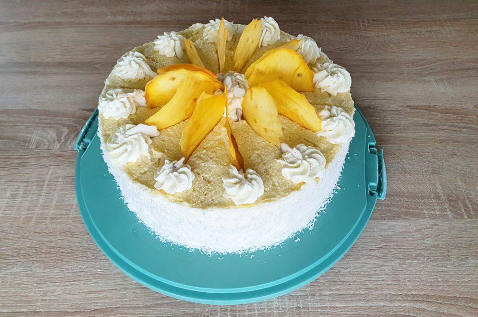 Sommerliche-Torte-mit-Kokos-und-Mango